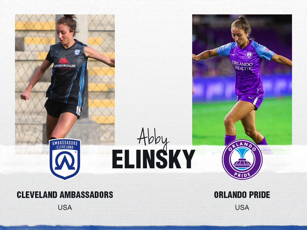 Abby Elinsky - Cleveland Ambassadors