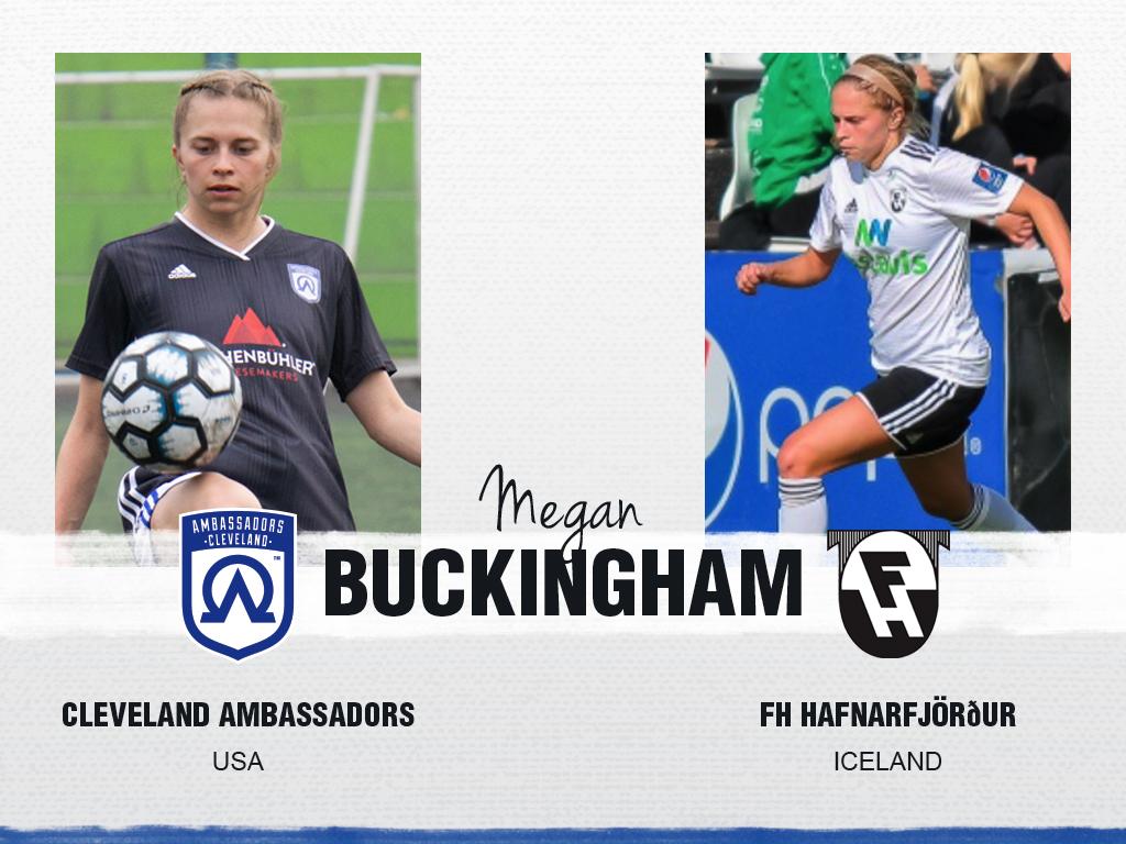 Megan Buckingham - Cleveland Ambassadors