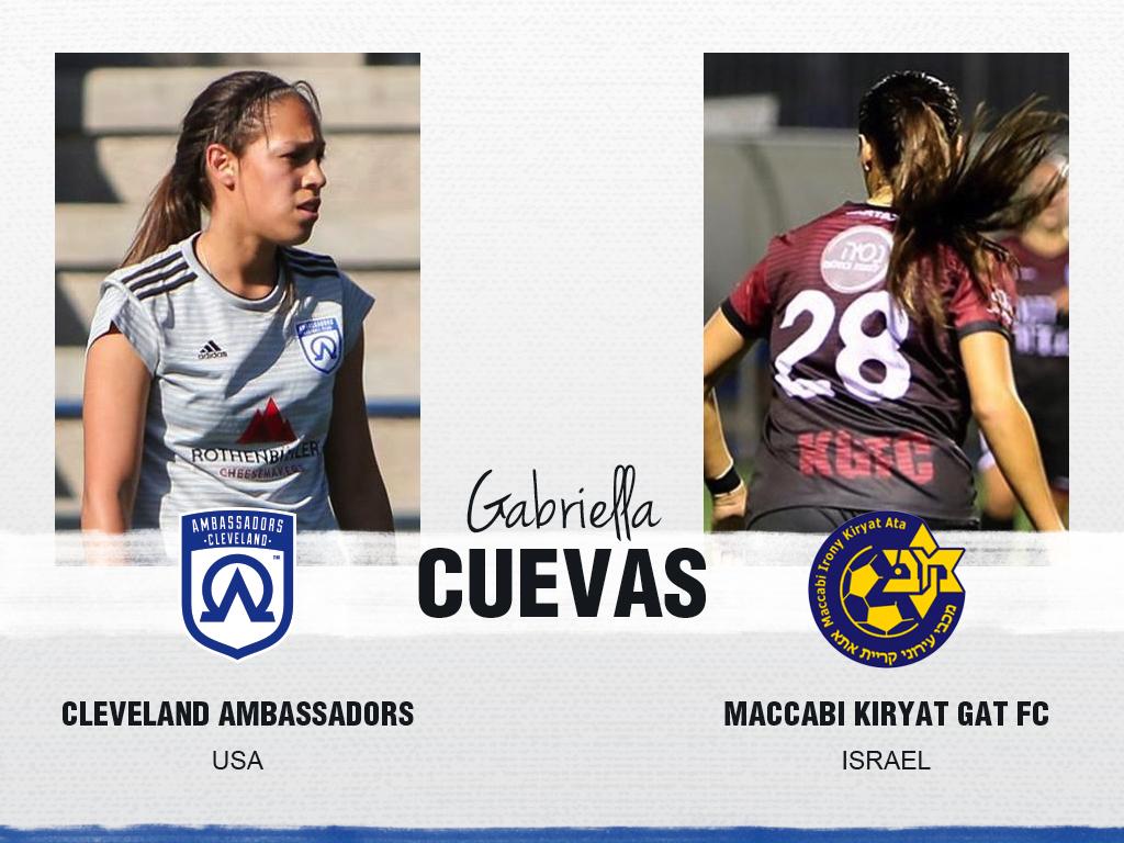 Gabriella Cuevas - Cleveland Ambassadors