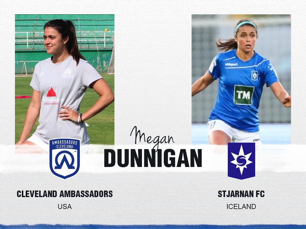 Megan Dunnigan - Cleveland Ambassadors