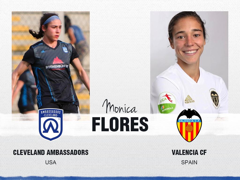 Monica Flores - Cleveland Ambassadors