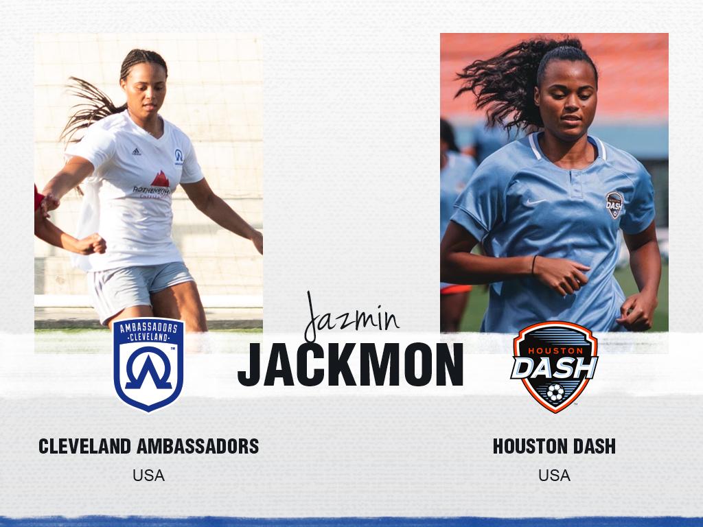 Jazmin Jackmon - Cleveland Ambassadors