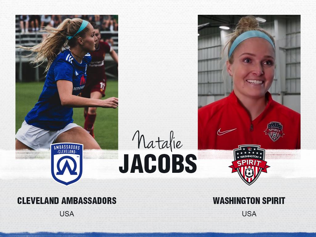 Natalie Jacobs - Cleveland Ambassadors