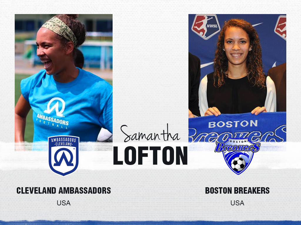 Samantha Lofton - Cleveland Ambassadors