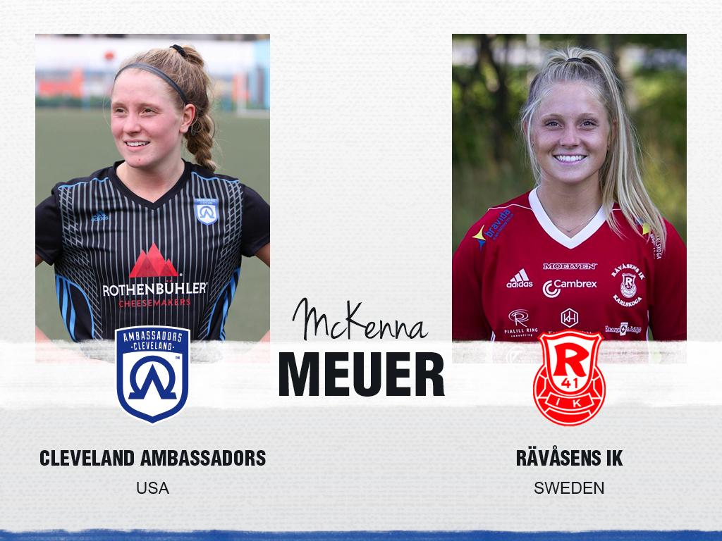 McKenna Meuer - Cleveland Ambassadors