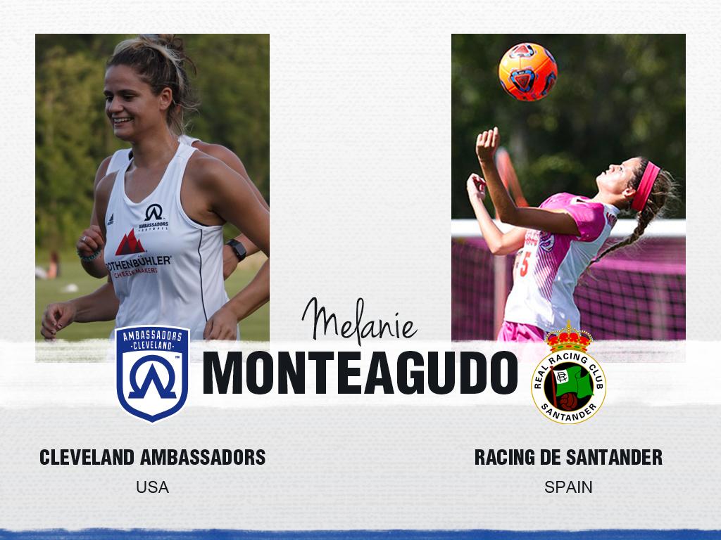 Melanie Monteagudo - Cleveland Ambassadors