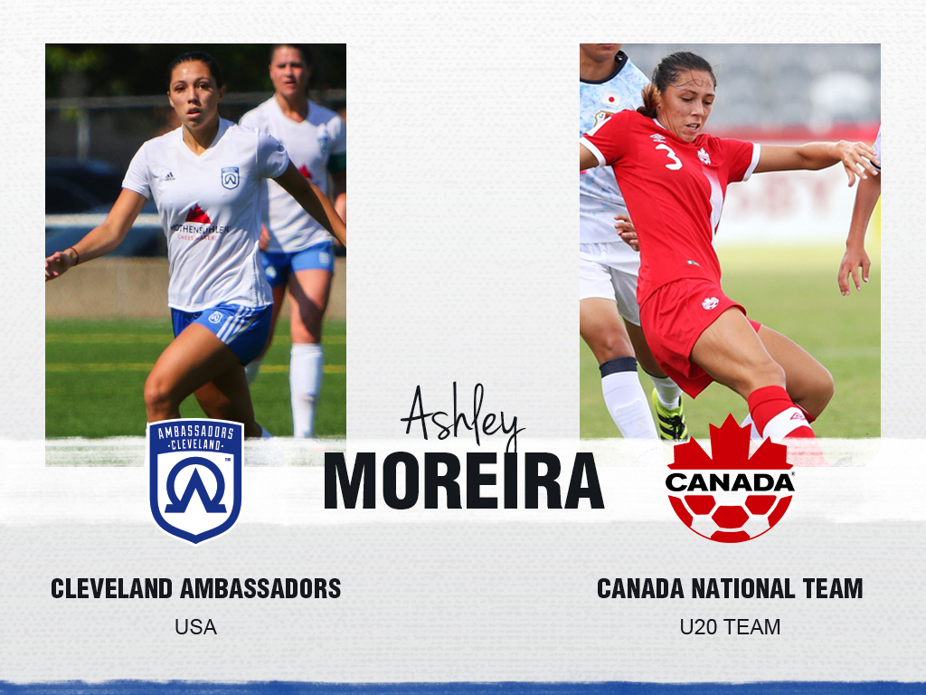 Ashley Moreira - Cleveland Ambassadors