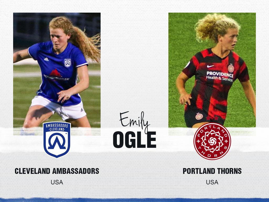 Emily Ogle - Cleveland Ambassadors