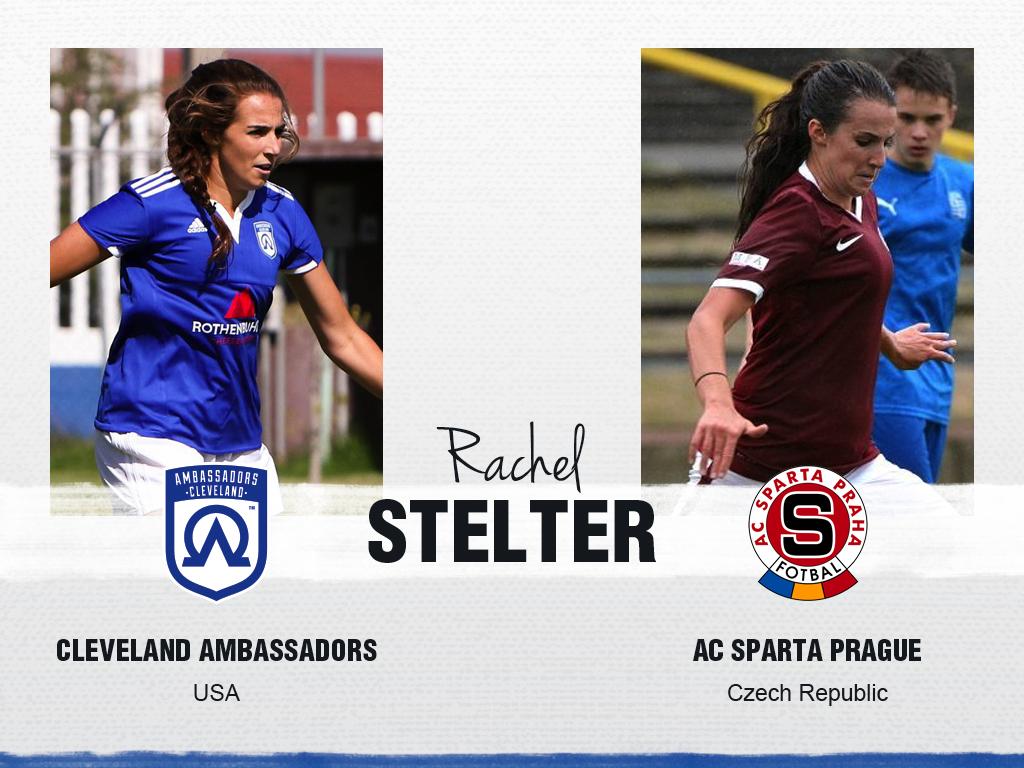 Rachel Stelter - Cleveland Ambassadors