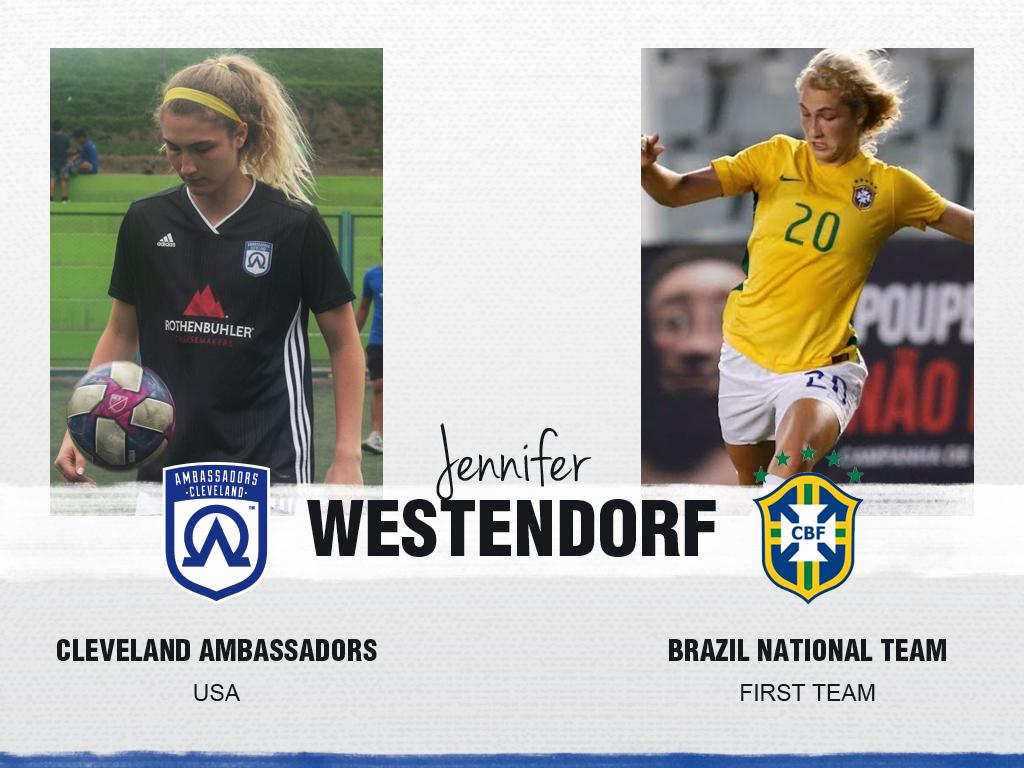 Jennifer Westendorf - Cleveland Ambassadors