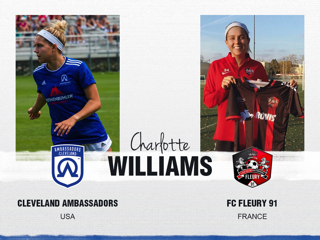 Charlotte Williams - Cleveland Ambassadors